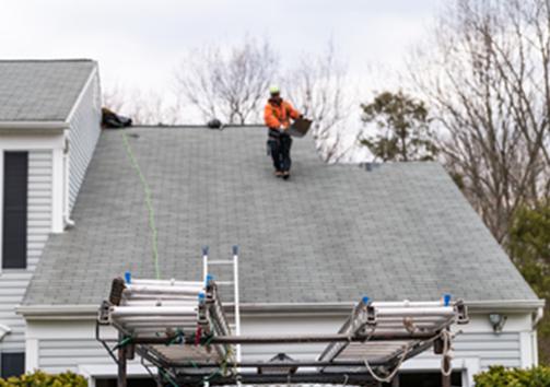 Sol Vista Roofing Insurance Claim