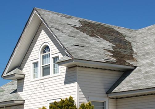 Sol Vista Roofing Hail Damage