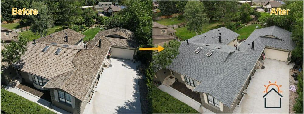 Denver Cedar Shake Roof Replacement
