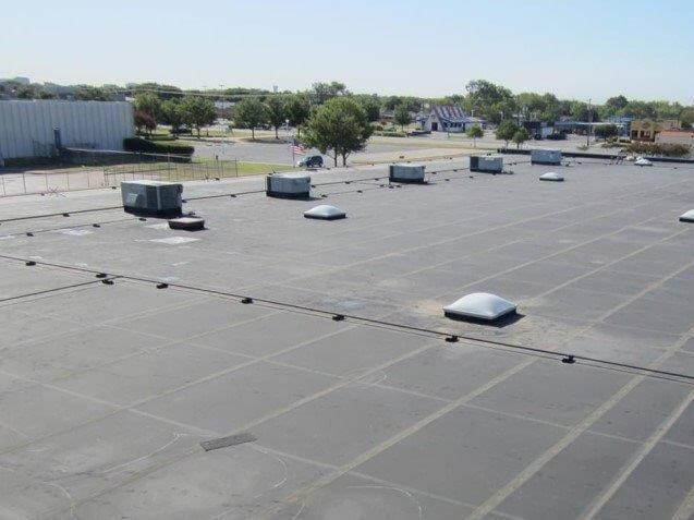 EPDM Roof Sol Vista Roofing Denver