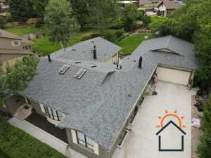 Sol Vista Roofing Owens Corning Class 4 Denver Roof Replacement