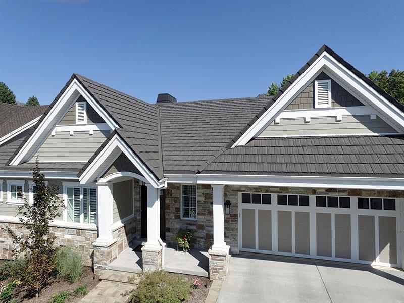Sol Vista Roofing Stone Coated Steel Denver