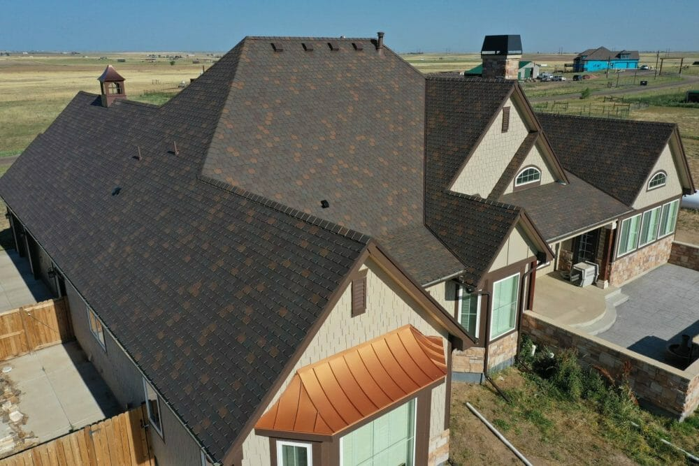 Sol Vista Roofing F-Wave Revia Denver