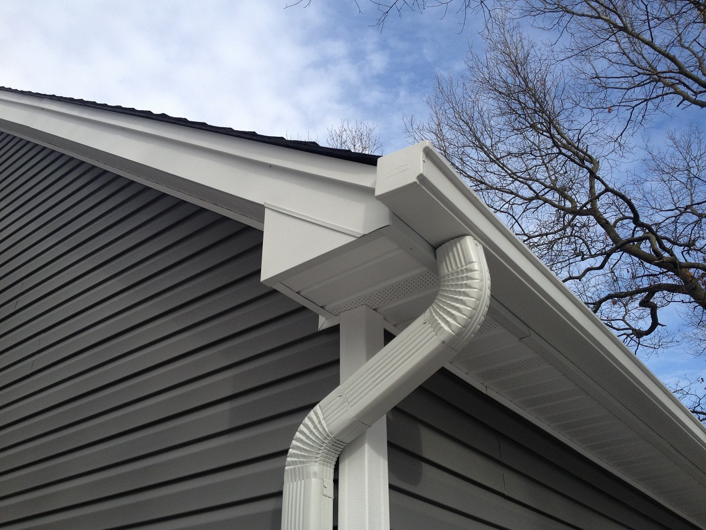 Sol Vista Roofing Denver Gutter Replacement