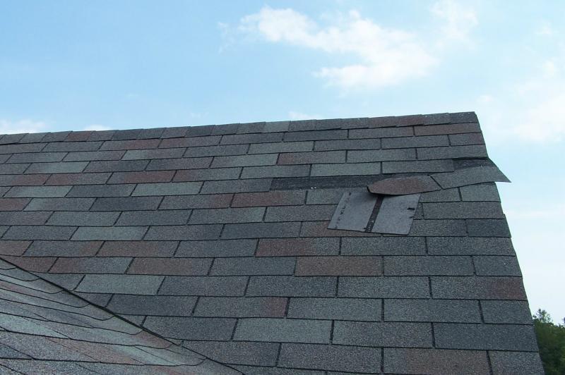 wind damaged roof sol vista roofing