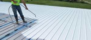 Denver Metal Roof Coating